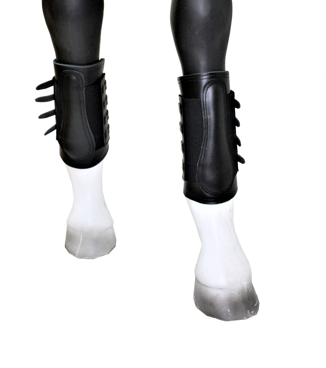 Horse Boots with Buckles