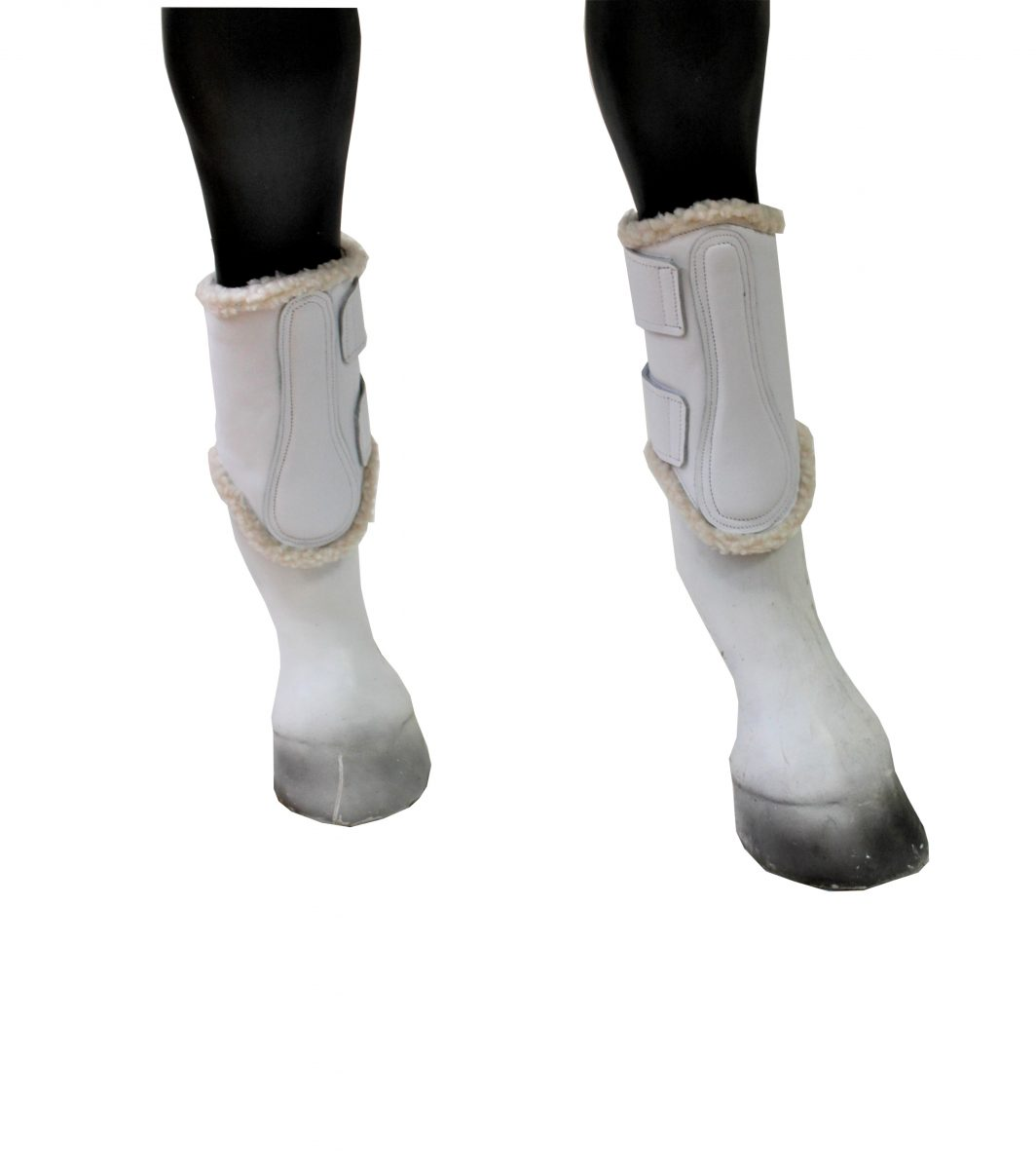 Horse Boots with Wool